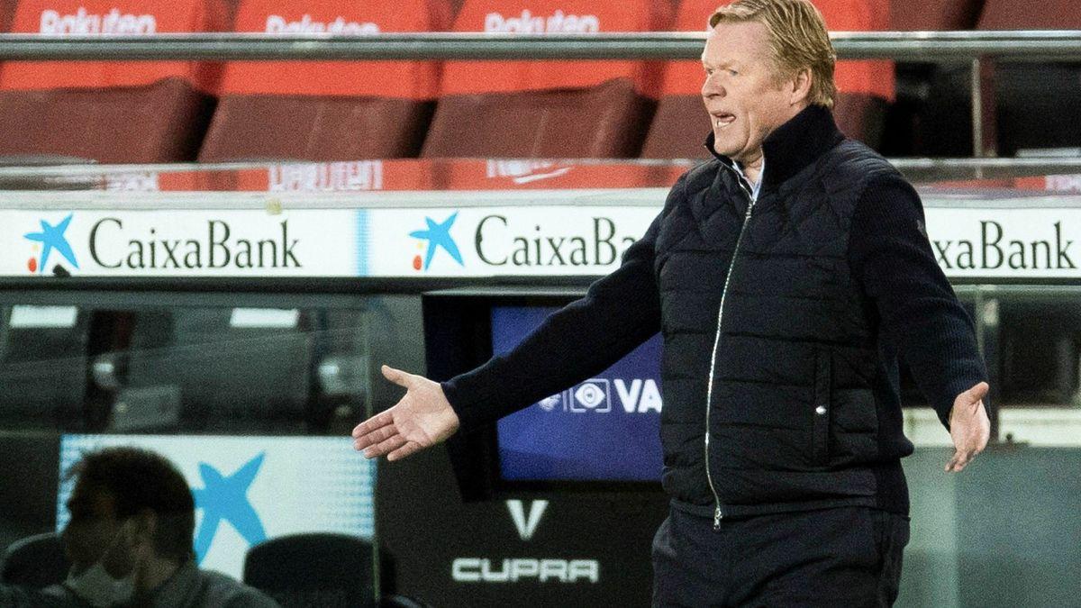 Barcelone : Ronald Koeman annonce la couleur avant le choc face au PSG ! - Le 10 Sport