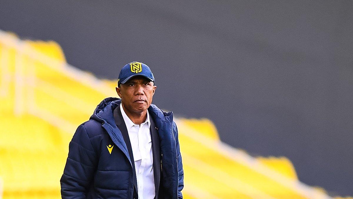 FC Nantes - Malaise : Kombouaré en rajoute une couche après sa déclaration fracassante ! - Le 10 Sport