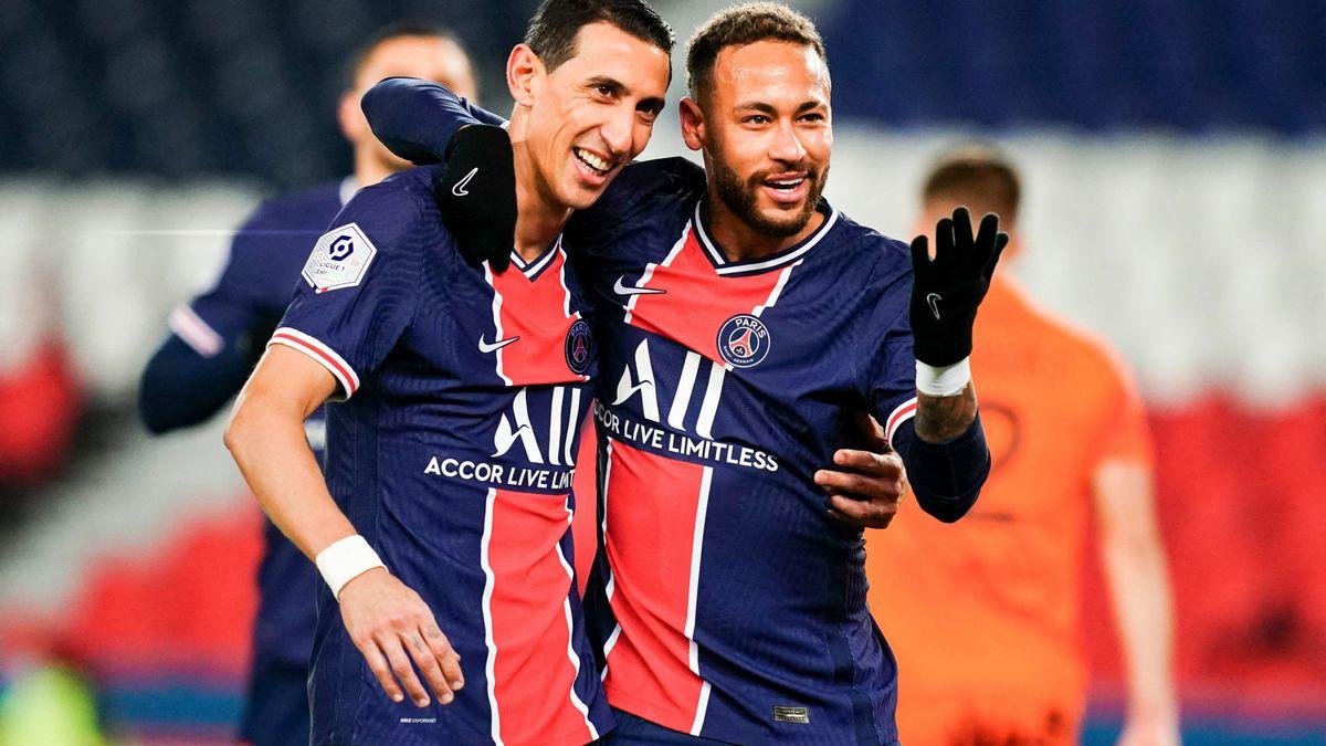 Mercato - PSG : Après Di Maria, au tour de Neymar de prolonger ? - Le 10 Sport