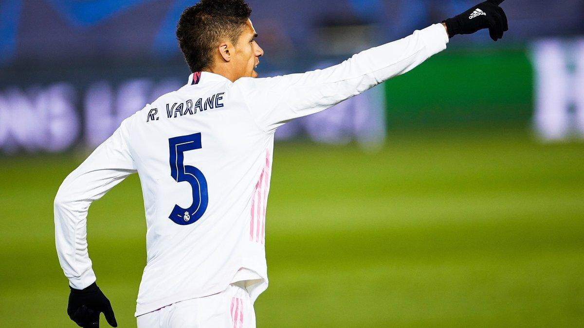 Mercato - Real Madrid : Énorme révélation sur le dossier Varane !