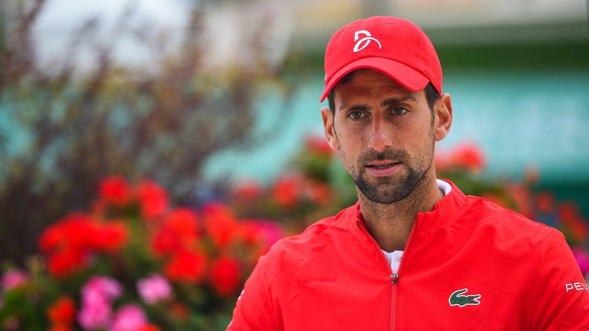 Tennis : L'énorme sortie de Novak Djokovic sur le GOAT !