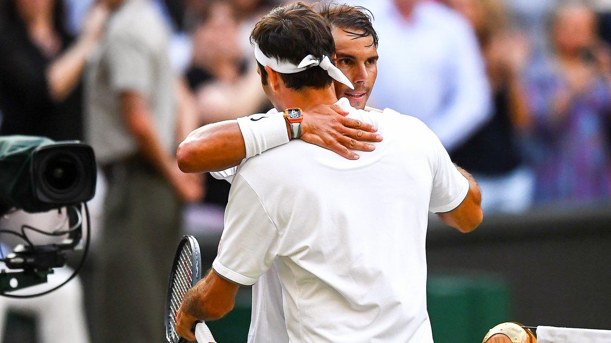 Tennis : L'énorme proposition de Nadal à Federer !