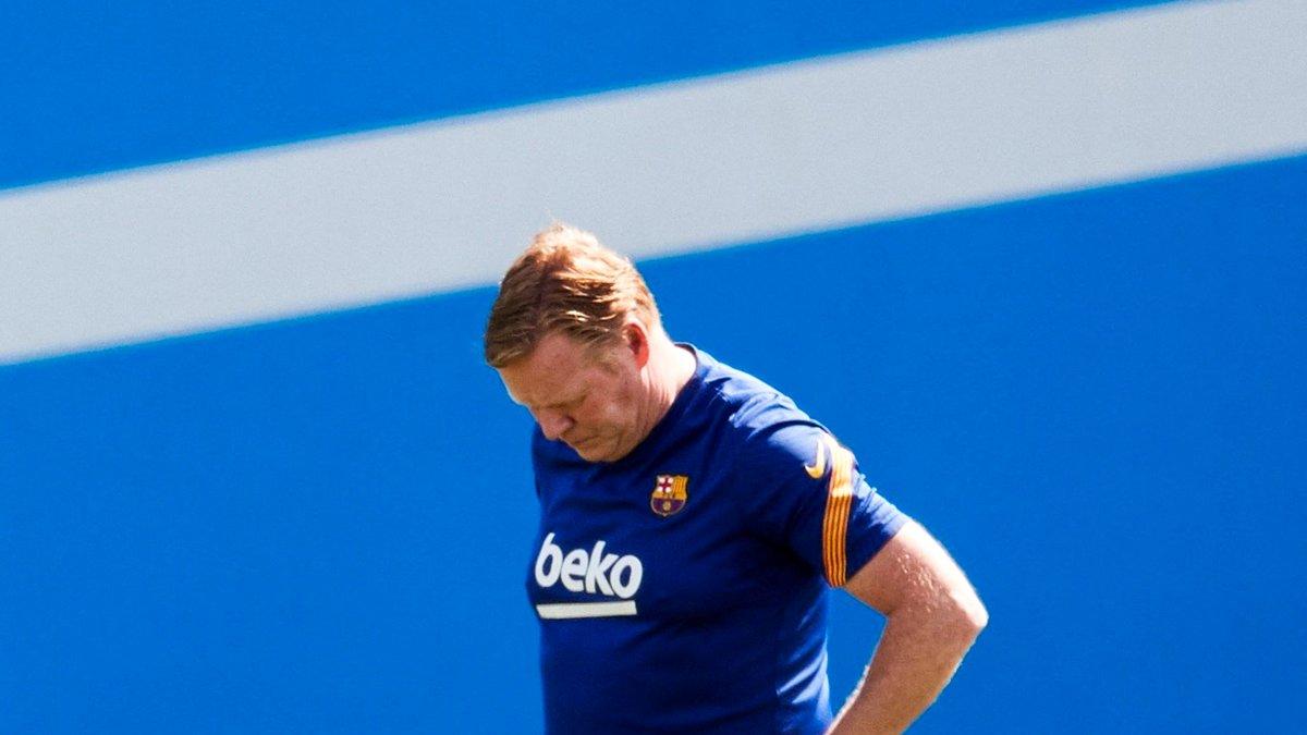 Mercato - Barcelone : Laporta prend tout le monde de court avec Koeman !