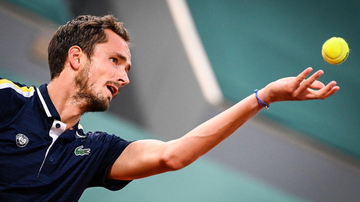 Tennis - Roland-Garros : La grosse déclaration de l'entraîneur de Medvedev !