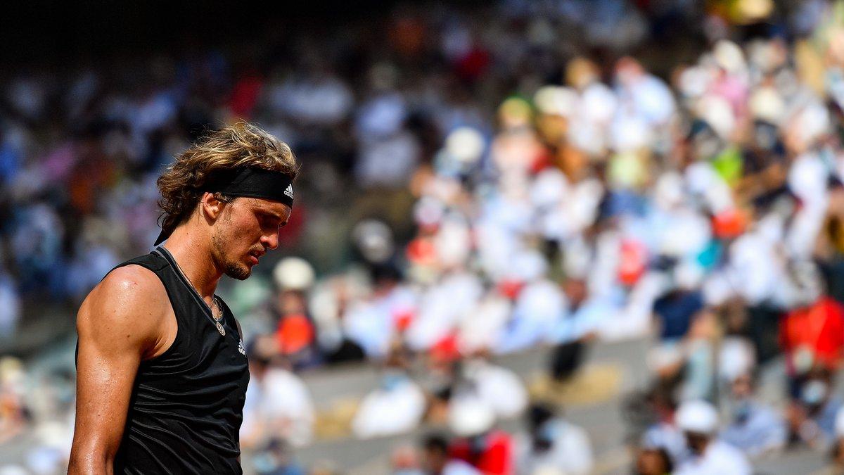 Tennis : Zverev ne digère pas sa défaite à Roland-Garros...