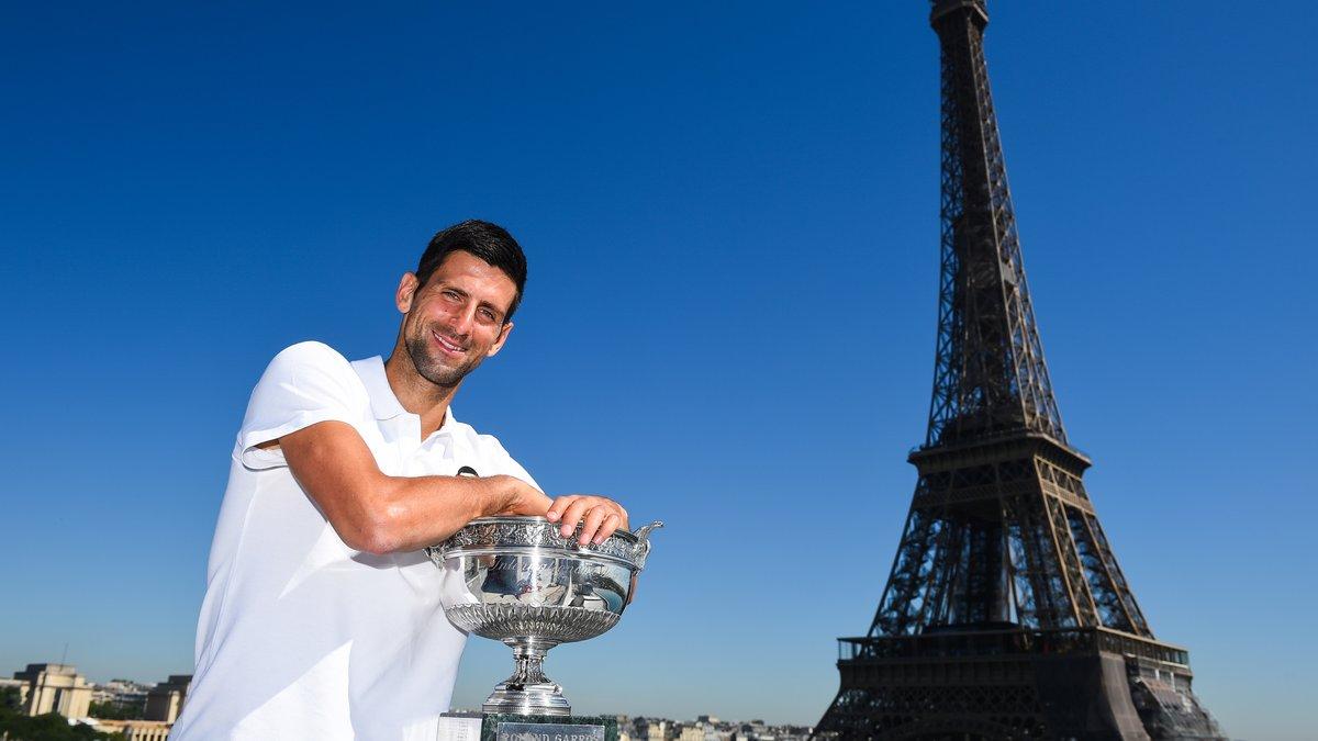 Tennis : Novak Djokovic annonce la couleur pour Wimbledon et les JO !