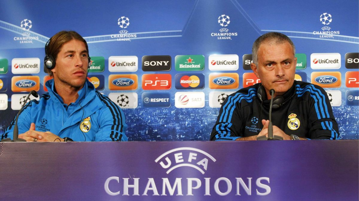 Mercato - PSG : Le gros coup Sergio Ramos plombé par... José Mourinho ?