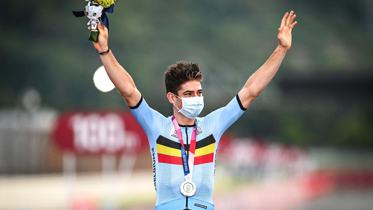 Cyclisme : Les confidences de Wout Van Aert après sa médaille aux JO !
