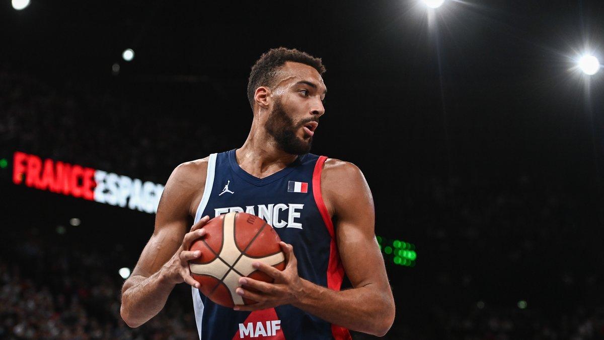 Basket : La grosse annonce de Gobert avant d'affronter les USA aux JO !