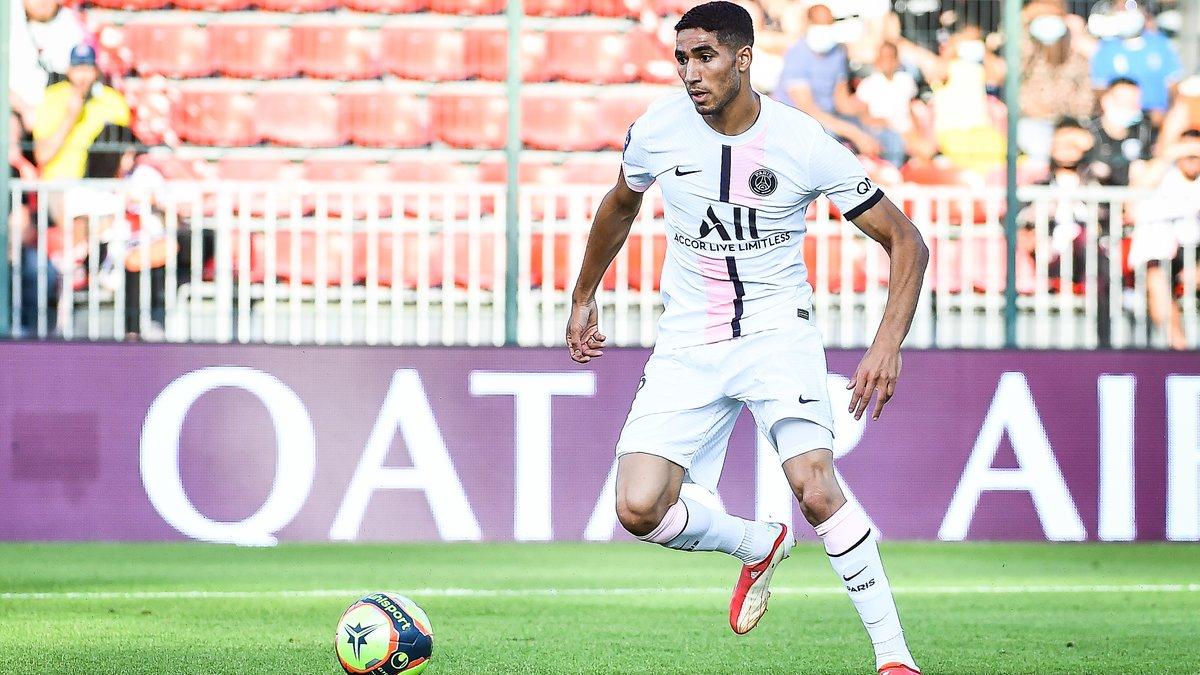 Mercato - PSG : La nouvelle sortie forte d'Hakimi sur son arrivée ! - Le 10 Sport