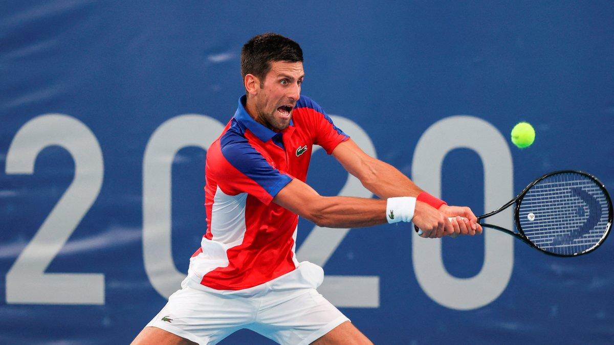Tennis - JO : Djokovic en rajoute une couche sur les conditions de jeu à Tokyo !