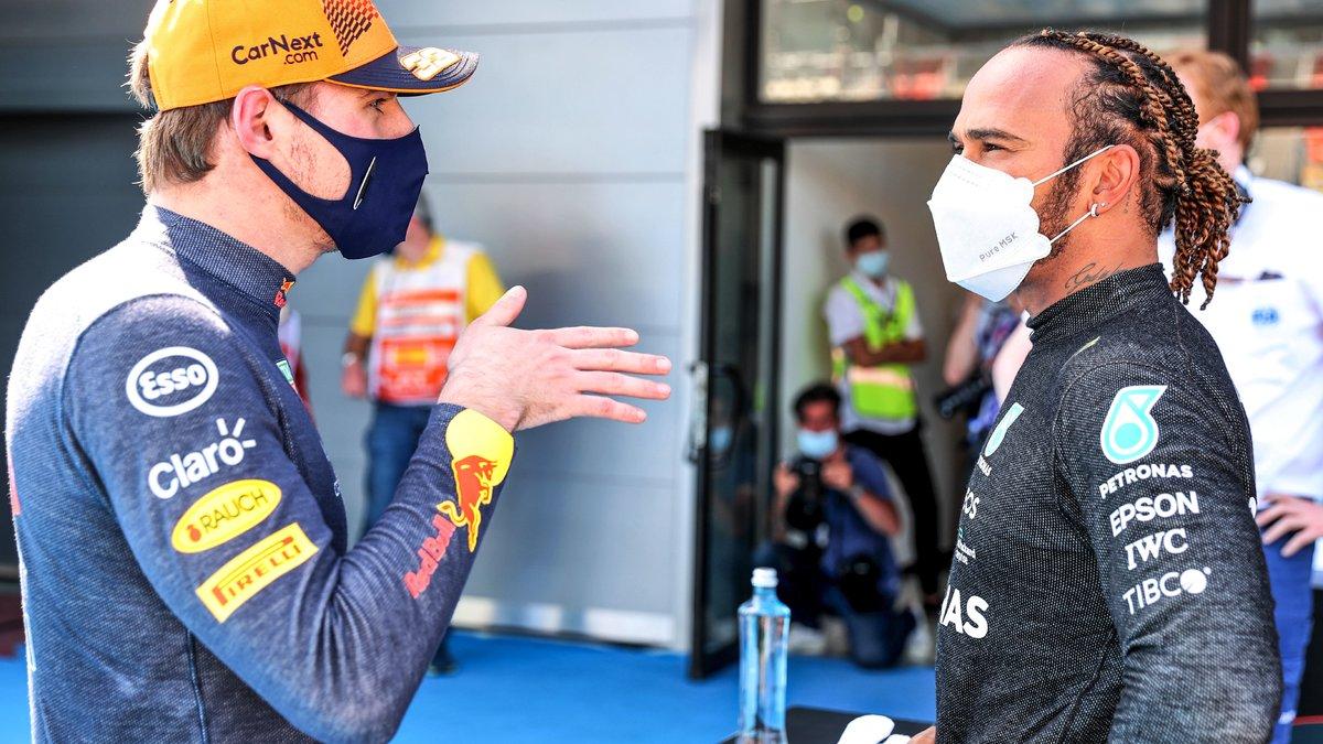 Formule 1 : Hamilton, Verstappen... La grosse décision de la FIA après l'incident de Silverstone !