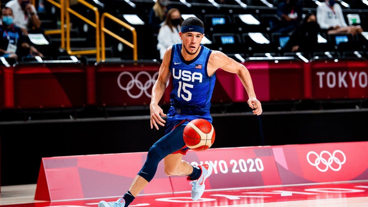 Basket - NBA : Les confidences de Devin Booker sur le titre perdu face aux Bucks !