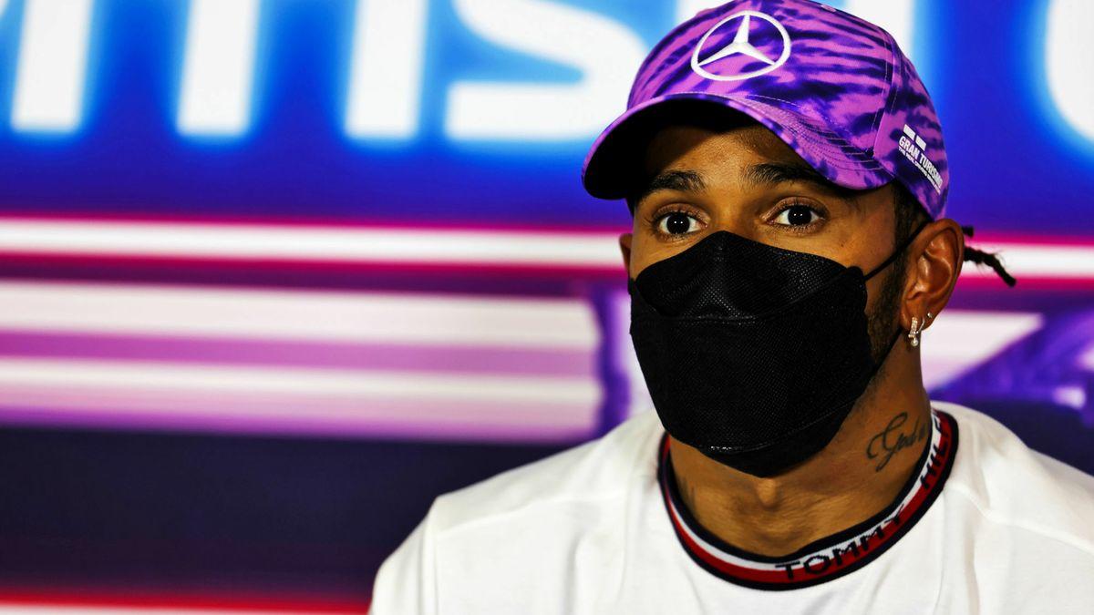Formule 1 : La réponse cinglante de Lewis Hamilton à Max Verstappen !