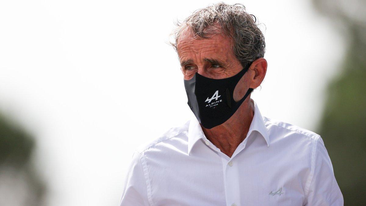 Formule 1 : Alain Prost se livre sur l'incident entre Verstappen et Hamilton !