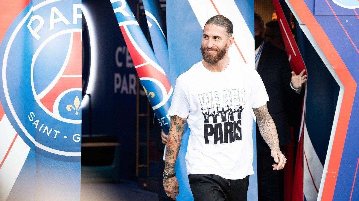 PSG - Malaise : La presse espagnole fait une terrible révélation sur Sergio Ramos !