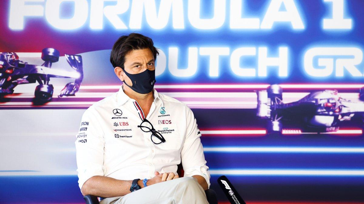Formule 1 : Toto Wolff dévoile les objectifs de Mercedes à Sotchi !