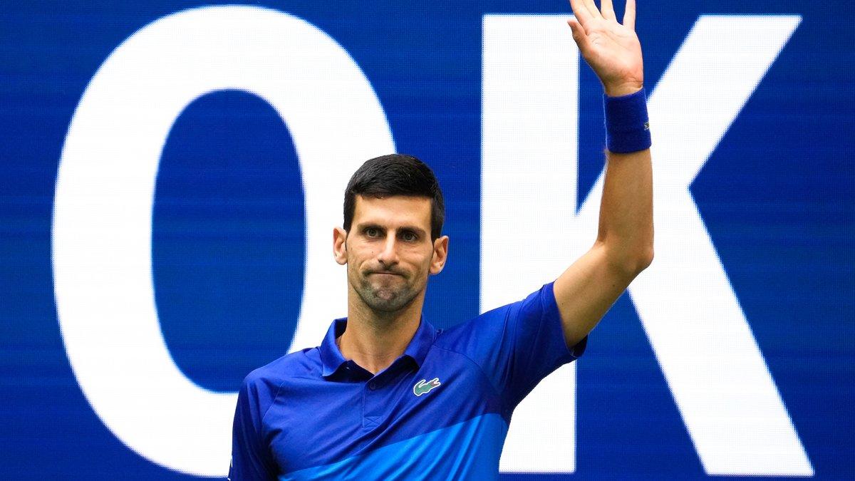 Tennis : Novak Djokovic reçoit un vibrant hommage !