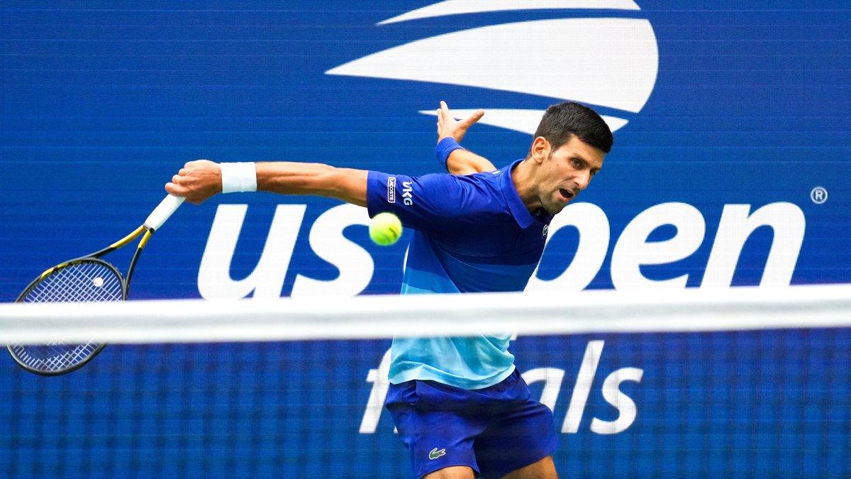 Tennis : Ce témoignage fort sur l'échec de Novak Djokovic à l'US Open !