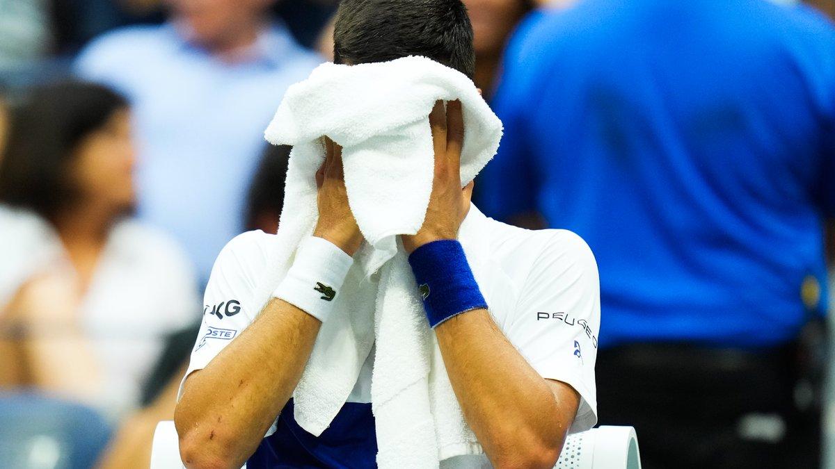 Tennis : Le clan Nadal s'étonne des larmes de Djokovic à l'US Open !