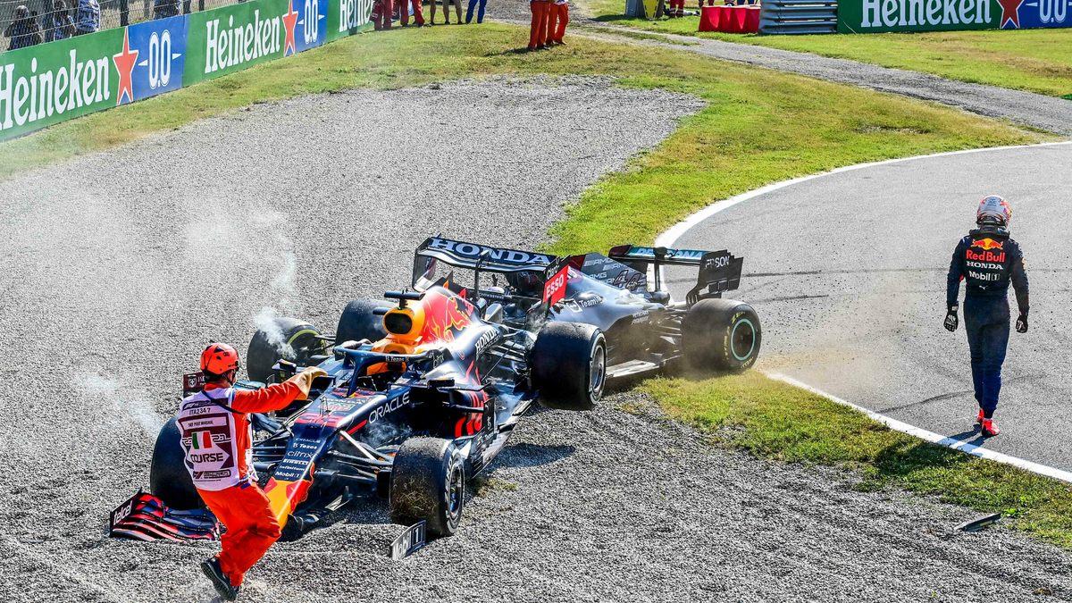 Formule 1 : Hamilton, Verstappen… Toto Wolff met les choses au clair après l'incident en Italie