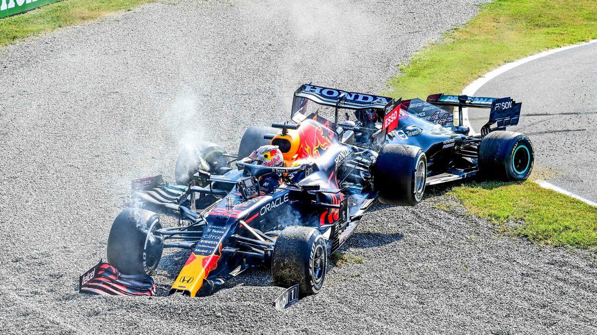 Formule 1 : Hamilton, Verstappen… Le coup de gueule de Red Bull après l'accrochage à Monza !