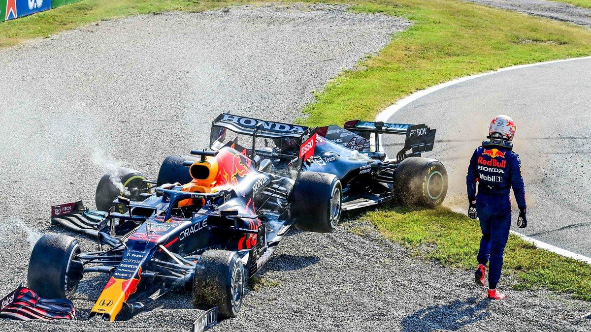Formule 1 : Cette énorme sortie sur l'accrochage entre Hamilton et Verstappen !