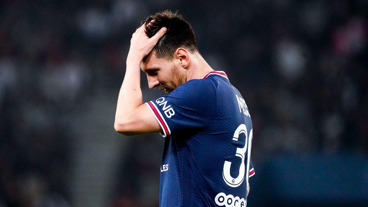 PSG - Malaise : Vers un énorme coup dur pour Lionel Messi ?