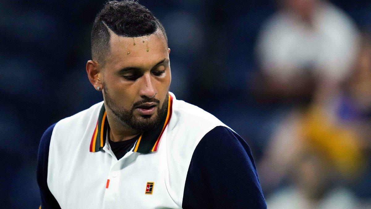 Tennis : Kyrgios dévoile ses objectifs pour la Laver Cup sans Federer, Nadal et Djokovic !