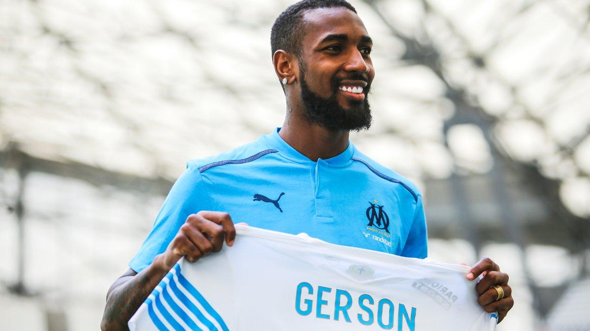 Mercato - OM : A peine arrivé à Marseille, Gerson se prononce déjà sur son avenir !