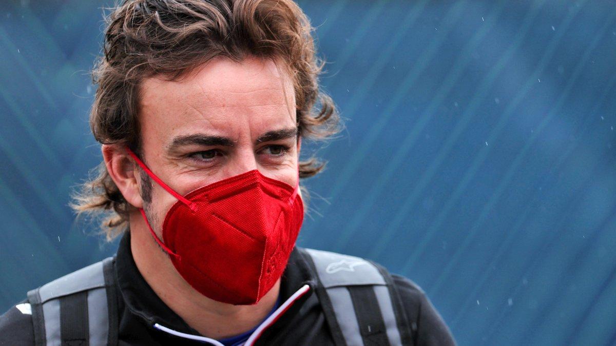 Formule 1 : Le message de Fernando Alonso à Gasly après leur accrochage en Turquie !