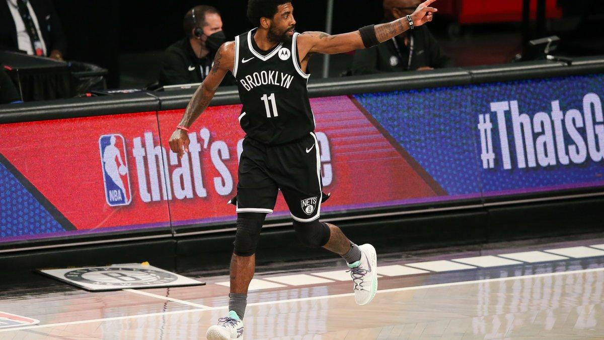 Basket - NBA : L'énorme annonce de James Harden sur le feuilleton Kyrie Irving !