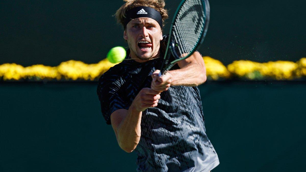 Tennis : Les énormes regrets de Zverev après sa défaite à Indian Wells !