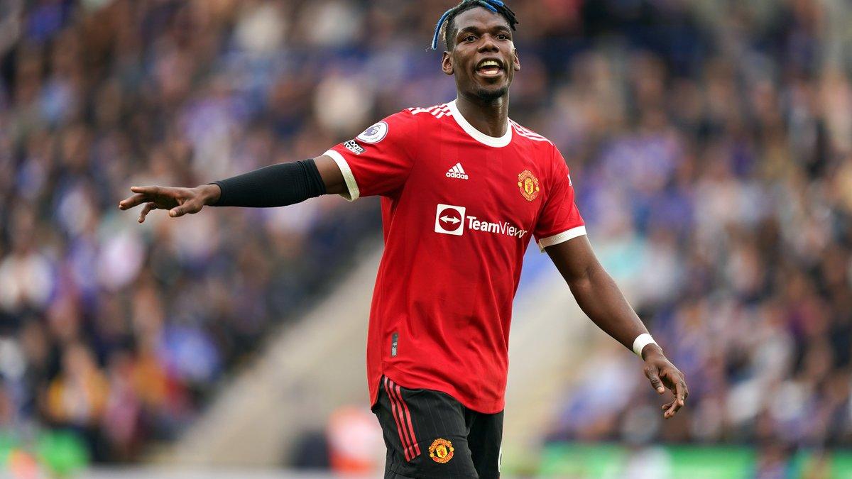Manchester United : Paul Pogba pousse un coup de gueule