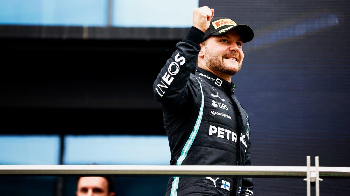 Formule 1 : Le vibrant hommage rendu à Valtteri Bottas après le GP de Turquie !