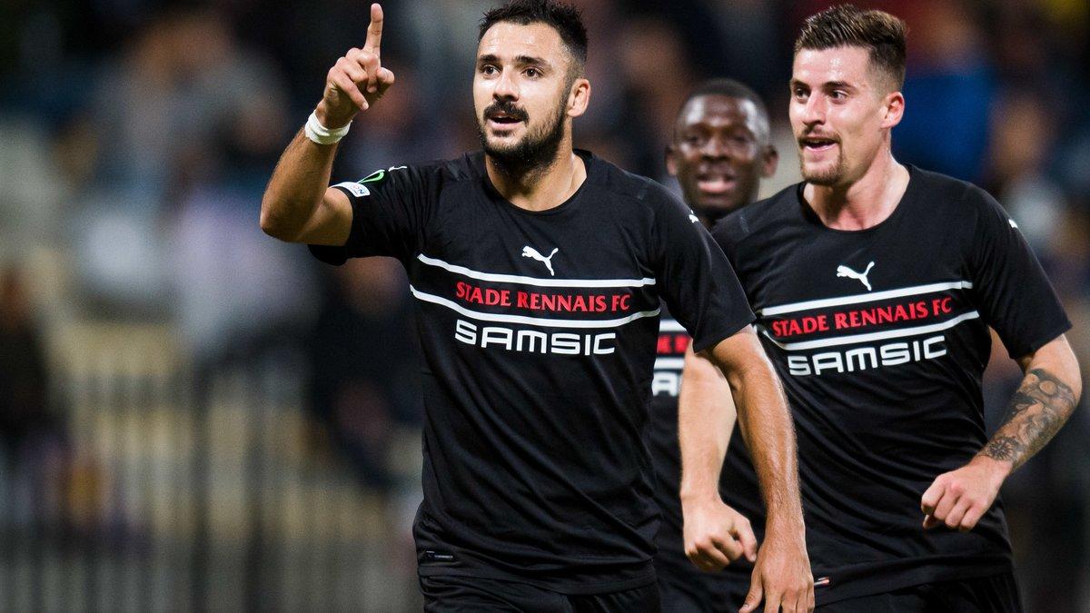 Rennes : Laborde ne pense pas encore à l'équipe de France